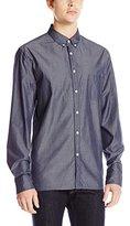 Barney Cools Men's Ando Long Sleeve Shirt