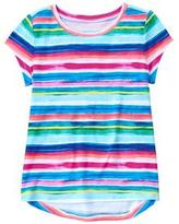 Gymboree Multi-Striped Tee