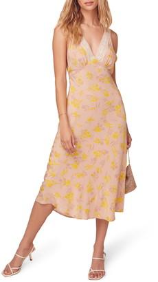 ASTR the Label In Your Dreams Midi Dress