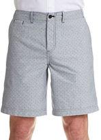 Fred Perry Polka Dot Chambray Shorts