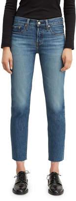 Levi's Premium 501 Taper Cropped Jeans