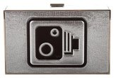 Anya Hindmarch Speed Camera Imperial Clutch