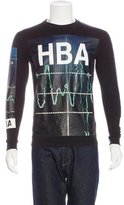 Hood by Air Heartline Graphic Sweatshirt