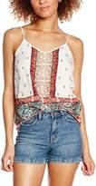 Vero Moda Women's Lupita Printed Cami Top