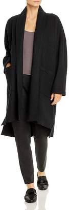 Eileen Fisher Kimono Wool Jacket