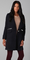 Kathryn Boucle Coat