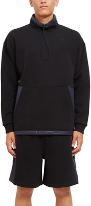 Opening Ceremony Unisex Funnel Neck Pullover