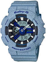 Casio BA110DE-2A2 Baby-G Blue Watch