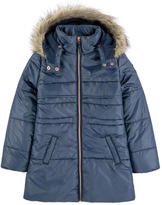 Esprit Long padded coat