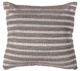 H&M Rizzy Home Hand Applique Beads and Sequins Throw Pillow