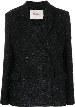 Mulberry Emili tweed jacket
