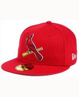 New Era St. Louis Cardinals Twist Up 59FIFTY Cap