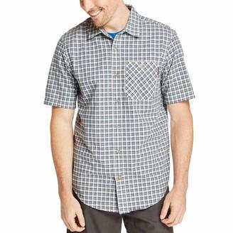 Timberland Men's Plotline Short Sleeve Work Shirt