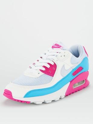 Nike 90 - Grey/Pink