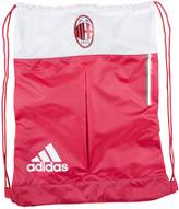 adidas AC Milan Soccer Futbol Drawstring Backpack Sackpack
