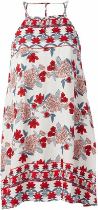 MinkPink Women's Bed of Roses Dress