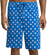 STAFFORD Stafford Knit Pajama Shorts - Big & Tall
