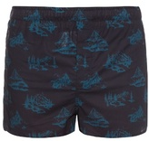 Derek Rose Modern-fit Cotton Boxer Shorts