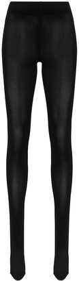 Wolford Semi-Sheer Tights