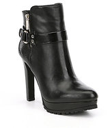 Gianni Bini Fayette Leather Booties