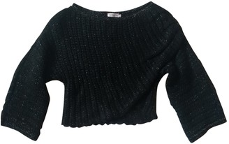 Max & Co. Black Wool Knitwear for Women