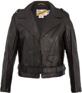 Vetements X Schott Perfecto leather jacket