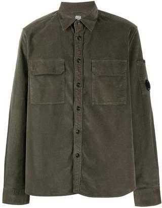 C.P. Company corduroy button shirt