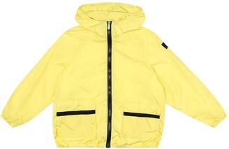 Il Gufo Cotton-lined raincoat