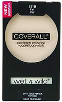 Wet n Wild Wet 'n' Wild Coverall Pressed Powder - Fair