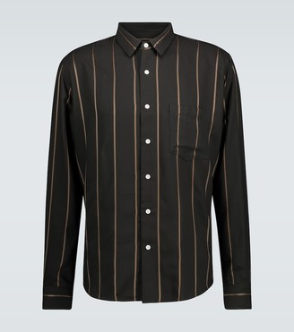 Ami Striped Summer Fit shirt