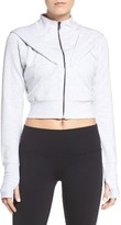 Alo Women's Prime Crop Jacket