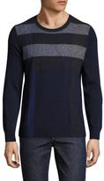 Burberry Feldon Crewneck Striped cotton Sweater