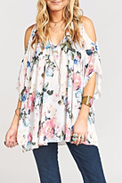 Show Me Your Mumu Peta Boo Tunic Top