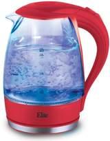 Elite by Maxi-Matic 1.7 Qt. Electric Glass Tea Kettle