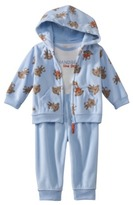 Carter's JUST ONE YOU Made by Infant Boys' 3 Piece Cardigan Set - Light Blue
