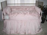 The Well Appointed House Lulla Smith Park Avenue Three Piece Crib Bedding-Available in a Variety of Colors