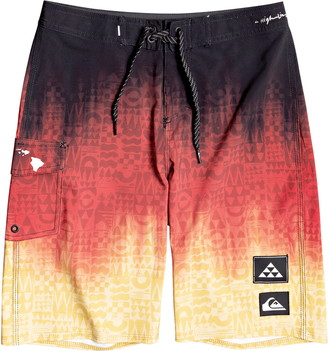 Quiksilver Highline Print Board Shorts