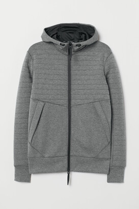 H&M Hooded Track Jacket