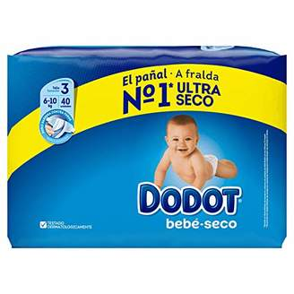 Kurt Geiger Dodot Diapers Size 3, The Only Diaper with Air Channels, 6-10 180 Units 3820 g