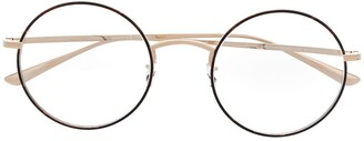 Oliver Peoples x The Row After Midnight glasses