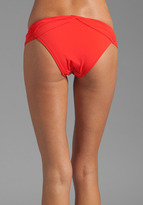 Mara Hoffman Rouched Side Bottom