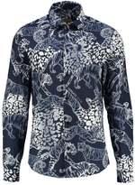 Versace Jeans Shirt Blu