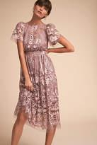 Anthropologie Vivica Wedding Guest Dress
