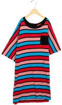 Sonia Rykiel Girls' Striped Jersey Knit Dress