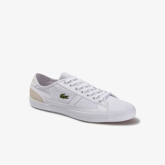 Lacoste Men's Sideline Textile Sneakers