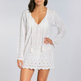 OndadeMar Hand Embroidered Cotton Tunic