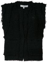 IRO Akia vest - women - Cotton/Polyamide/Viscose - 38