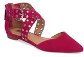 Women's Halogen Molly Pointy Toe Flat