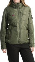 Obermeyer Leighton Luxe Ski Jacket - Waterproof, Insulated (For Women)