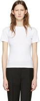 Acne Studios Two-pack White Dorla T-shirt